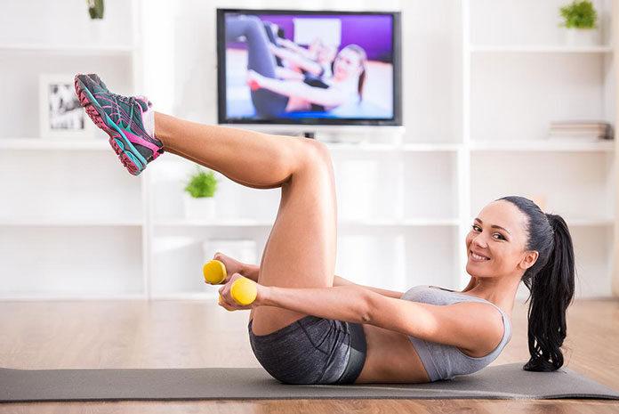 Trening fitness w domu - jaki sprzęt wybrać