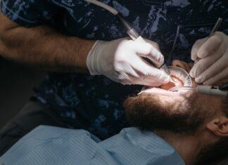 odbudowa zęba